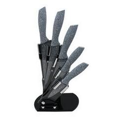 Мраморни ножове комплект