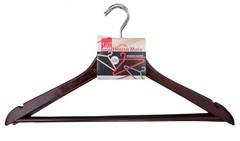 Закачалка дървена 3бр  венге