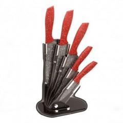 Мраморни ножове на стойка