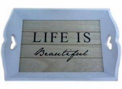 Поднос Life is beautiful