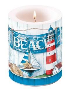 Свещ To The Beach