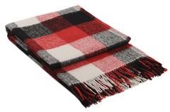 Одеяло Palermo червено