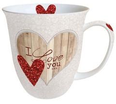 Чаша I love you