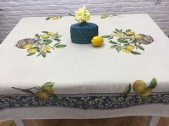 Покривка Свежи лимони
