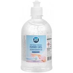 Антибактериален гел за ръце А1 500мл.