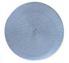 Подложка за сервиране светло синьо
