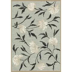 килим Genova цветя беж