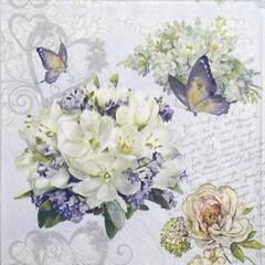 Салфетки Flower Love