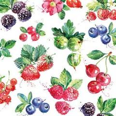 Салфетки Mixed Fruit