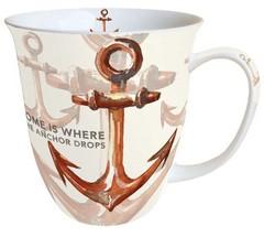 Чаша порцелан Rusty Anchor