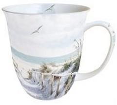 Чаша порцелан Beach Cabin