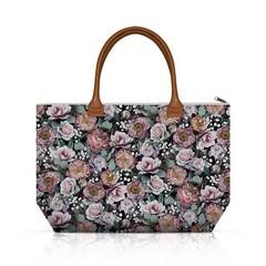 Плажна чанта Vintage Flowers