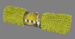 Килим за баня зелен