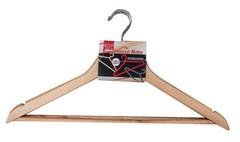 Закачалка за дрехи дървена