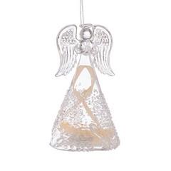 Ангелче светещо висулка YA66