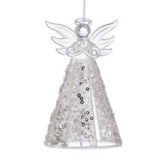Ангелче сребро висулка YA67