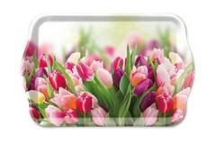 Поднос Ambiente Glorious Tulips