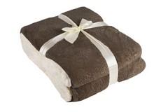 Одеяло Majestic Кафяво