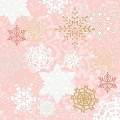 Салфетки Delicate Stamp Rose