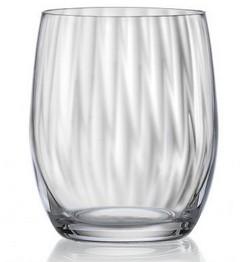 К-кт чаши за уиски Bohemia Royal Waterfall