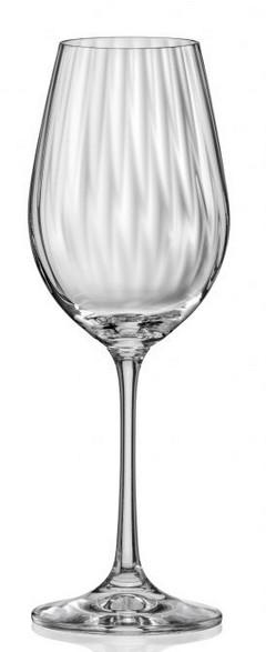 К-кт чаши за бяло вино Bohemia Royal Waterfall
