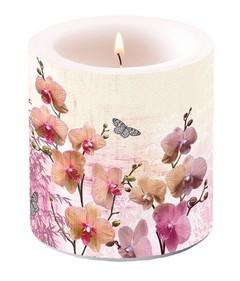 Свещ Orchids Orient
