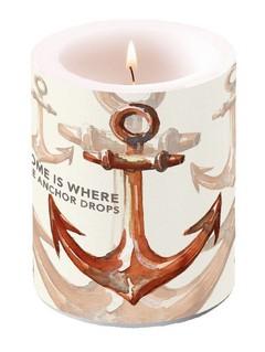 Свещ Rusty Anchor
