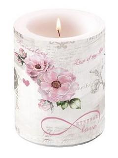Свещ Eternal love