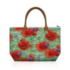 Плажна чанта Painted Poppies