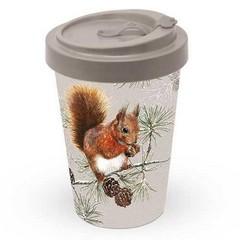 Бамбукова чаша Squirrel