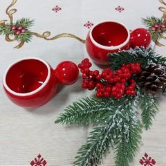 Чаша червена мини
