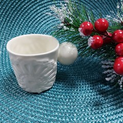Чаша за кафе мини Vanilla