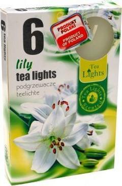 Свещи чаени LILY