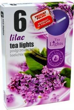Свещи чаени LILAC