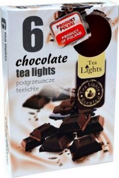 Свещи чаени CHOCOLATE