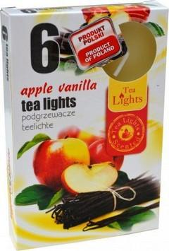 Свещи чаени APPLE and VANILLA