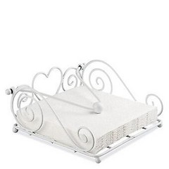 Салфетник Ambiente Rustical white