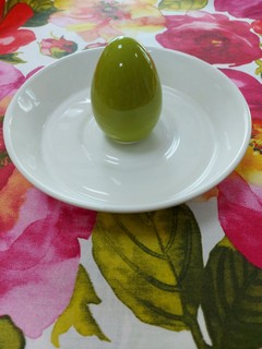 Арт чинийка Green Egg