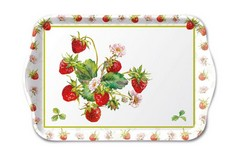 Поднос Ambiente Fresh Strawberries