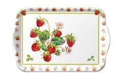 Поднос Ambiente Fresh Strawberries