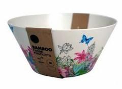 Купа за салата Бамбук Цветя